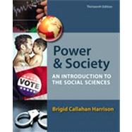 Power and Society, 13th by Harrison, 9781133604419