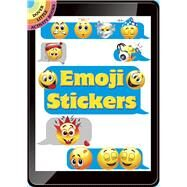 Emoji Stickers by Unknown, 9780486804422