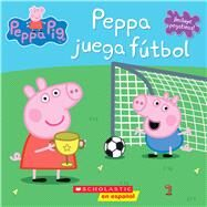 Peppa juega fútbol by Unknown, 9781338114423