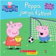 Peppa juega fútbol by Unknown, 9781338114423