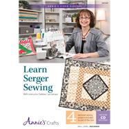 Learn Serger Sewing Class by Cacciamani, Deborah, 9781573674423