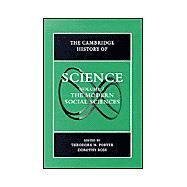 The Cambridge History of Science by Edited by Theodore M. Porter, Dorothy Ross, 9780521594424