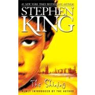 The Shining by Stephen King, 9780743424424