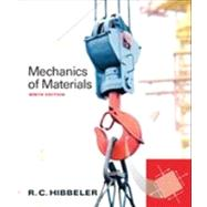 Mechanics of Materials by Hibbeler, Russell C., 9780133254426