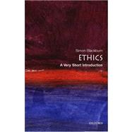 Ethics: A Very Short Introduction by Blackburn, Simon, 9780192804426