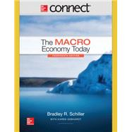 Connect 1 Semester Access Card for The Macro Economy Today by Schiller, Bradley; Gebhardt, Karen, 9781259294426