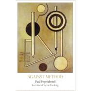 Against Method 4E Pa by Feyerabend,Paul K., 9781844674428