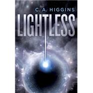 Lightless by HIGGINS, C.A., 9780553394429