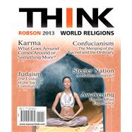 THINK World Religions by Robson, Roy R, 9780205934430