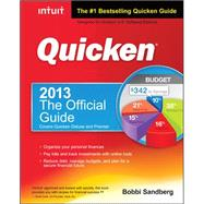 Quicken 2013 The Official Guide by Sandberg, Bobbi, 9780071804431