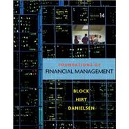 Foundations of Financial Management with Time Value of Money card by Block, Stanley; Hirt, Geoffrey; Danielsen, Bartley, 9780077454432