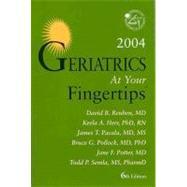 Geriatrics at Your Fingertips 2004