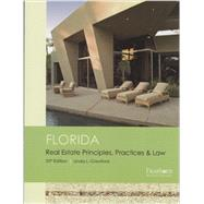 Florida Real Estate Principles, Practices, & Law by Linda L. Crawford, 9781427734433