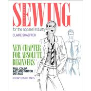 Sewing for the Apparel Industry by Shaeffer, Claire, 9780131884434