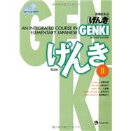 Genki: An Integrated Course in Elementary Japanese II by Eri Banno, 9784789014434