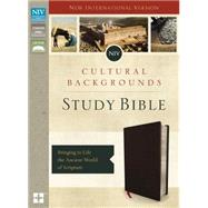 NIV Cultural Backgrounds Study Bible by Zondervan Publishing House, 9780310444435