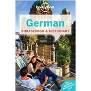 Lonely Planet German Phrasebook & Dictionary by Lonely Planet Publications, 9781743214435