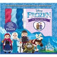 Disney Frozen Crochet by Galusz, Kati, 9781626864436