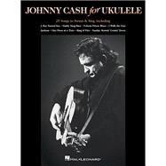 Johnny Cash for Ukulele by Cash, Johnny (CRT), 9781480384439