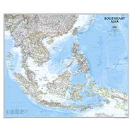 Southeast Asia Classic by National Geographic Maps, 9781597754439