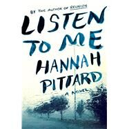 Listen to Me by Pittard, Hannah, 9780544714441