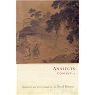 Analects by Hinton, David, 9781619024441