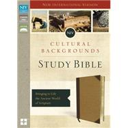 Cultural Backgrounds Study Bible by Keener, Craig S.; Walton, John H., 9780310444442