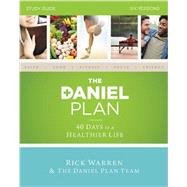 The Daniel Plan by Warren, Rick; Daniel Plan Team, 9780310824442
