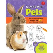 Learn to Draw Pets by Cuddy, Robin, 9781600584442