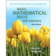 Basic Mathematical Skills with Geometry by Baratto, Stefan, 9780073384443