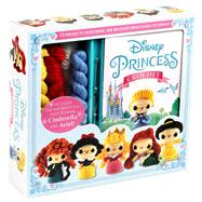 Disney Princess Crochet by Ward, Jessica; Whitley, Jana, 9781626864443