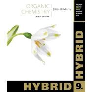 Organic Chemistry, Hybrid Edition (with OWLv2 24-Months Printed Access Card) by McMurry, John E., 9781305084445