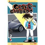 Case Closed 63 by Aoyama, Gosho, 9781421594446