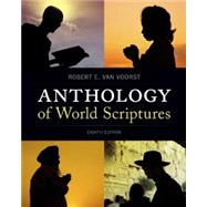 Anthology of World Scriptures by Van Voorst, Robert E., 9781133934448
