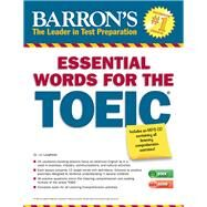Barron's Essential Words for the Toeic by Lougheed, Lin, 9781438074450