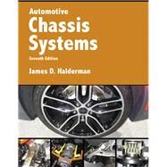 Automotive Chassis Systems by Halderman, James D., 9780134064451