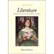 Literature: Approaches to Fiction, Poetry, and Drama by DiYanni, Robert, 9780073124452