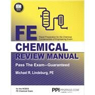 Fe Chemical Review Manual by Lindeburg, Michael R., 9781591264453