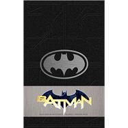 Batman Hardcover Ruled Journal by Manning, Matthew  K., 9781608874453