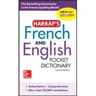 Harrap's French and English Pocket Dictionary by Harrap, 9780071814454
