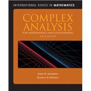 Complex Analysis for Mathematics and Engineering by Mathews, John H.; Howell, Russell W., 9781449604455