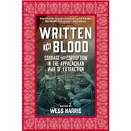 Written in Blood by Harris, Wess; Kline, Michael (CRT), 9781629634456