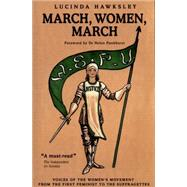 March, Women, March by Hawksley, Lucinda Dickens, 9780233004457