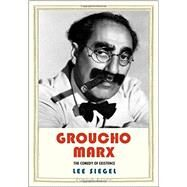 Groucho Marx by Siegel, Lee, 9780300174458