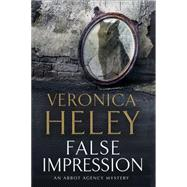 False Impression by Heley, Veronica, 9780727884459