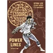 The Zodiac Legacy #2: Power Line by Moore, Stuart; Lee, Stan, 9781629914459
