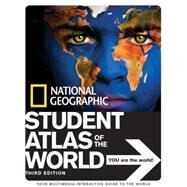 National Geographic Student Atlas of the World Third Edition by National Geographic, 9781426304460