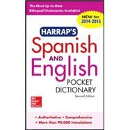 Harrap's Spanish and English Pocket Dictionary by Harrap's, 9780071814461