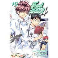 Food Wars!, Vol. 10 Shokugeki no Soma by Tsukuda, Yuto; Saeki, Shun; Morisaki, Yuki (CON), 9781421584461