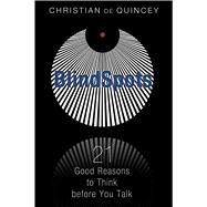 Blindspots by De Quincey, Christian, 9781620554463